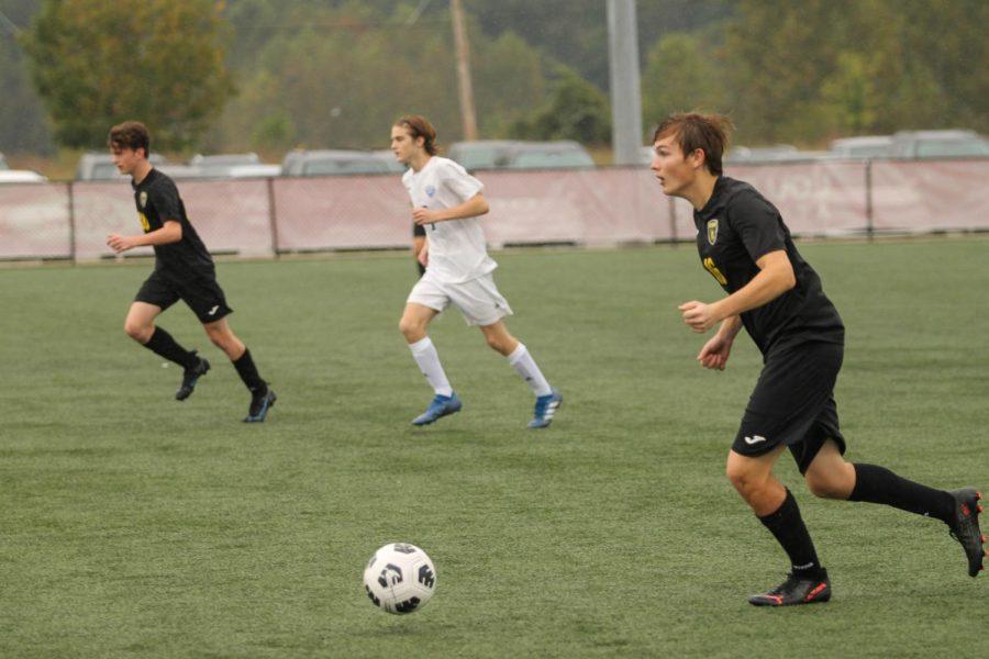 Boys Jv Soccer Plays Against Washington High [Photo Gallery]
