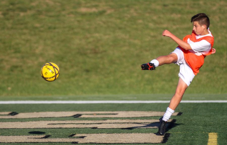 JV Boys Soccer Defeats FZN [Photo Gallery]