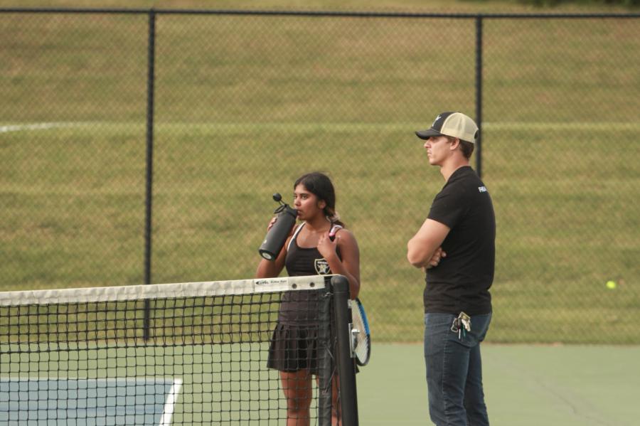 New+Tennis+Coach+Shawn+Farrar+Begins+His+First+Year+at+North