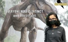 Everyone Here Is Extinct with Rhea Patel: Terror Bird