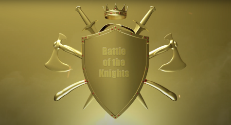 Battle of the Knights Ep 2: Halloween Costume Making