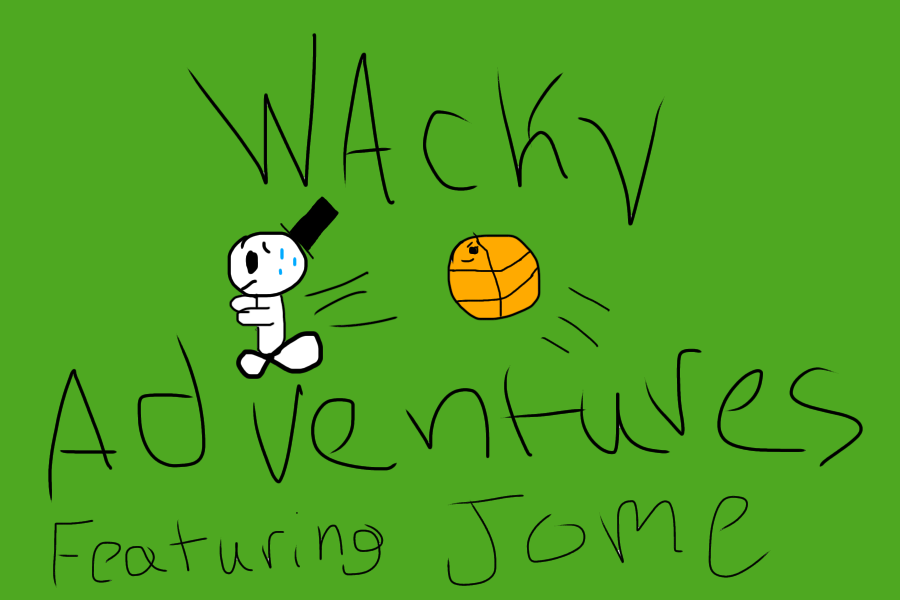 Jomes First Encounter With the Basketball [Comic]