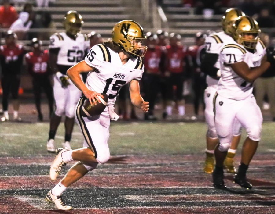 Preview to FHN Varsity Footballs Game against Cape Girardeau on Oct. 22