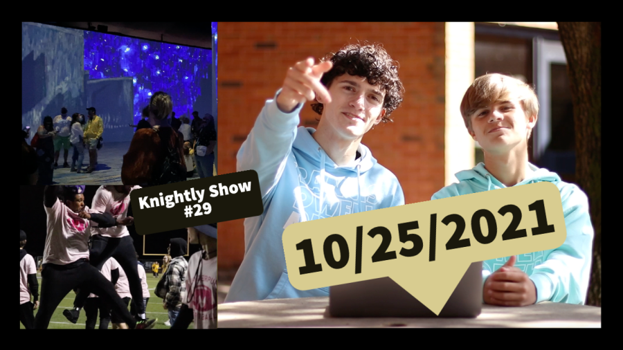 Knightly Show #29 | Hype videos, Candle making, & More!