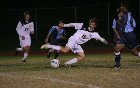10/26 Varsity Soccer v. Saint Charles West