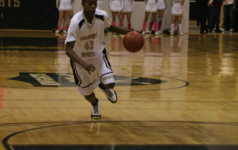 1/7 Varsity Boys Basketball Pink Ribbon Game v. Timberland Photo Gallery
