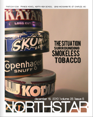 """The Situation Surrounding Smokeless Tobacco"" December, 2010"