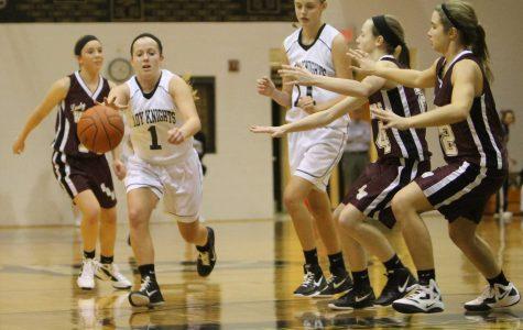 Freshman Girls Basketball vs. St. Charles West [Photo Gallery]