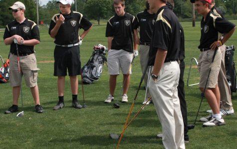 Boys Golf vs St. Charles West [Photo Gallery]