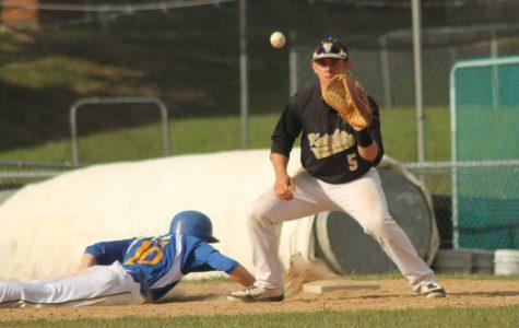 4/24 V Baseball vs Howell [Photo Gallery]