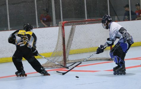 Varsity Roller Hockey vs Howell Central [Photo Gallery]
