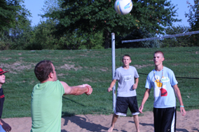 8-29 DECA Volleyball Social [Photo Gallery]