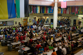 Nationwide law brings healthy eating to FHSD lunches