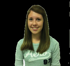 Sophomore Michaela Evans- Collector of the Month- Collects Hand Painted Horse Figurines