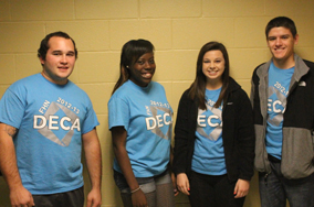 DECA Blue Day [Photo Gallery]