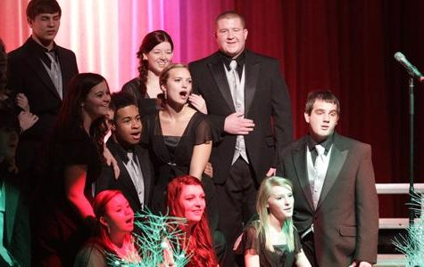 Winter Choir Concert [Photo Gallery]