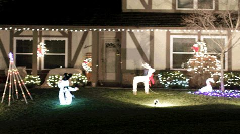Holiday Lights Aperture [Gif]