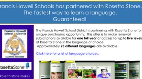 Deadline approaching for $100 Rosetta Stone