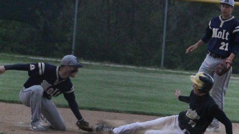 4-26 Varsity Baseball v. Holt [Photo Gallery]
