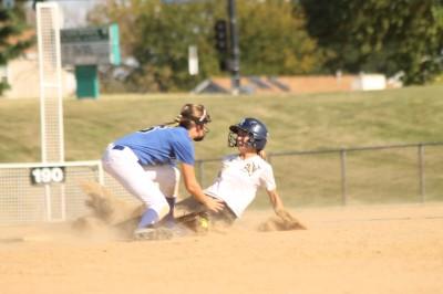 9-12 Freshman Softball Vs. Howell [Photo Gallery]