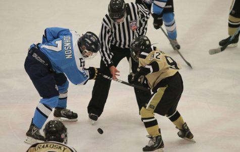 11-2 V Hockey Vs. Howell [Photo Gallery]