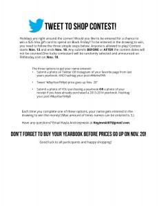 TweettoShop