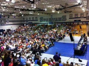 In July, 2013, a town hall meeting was held at FHC for parents to ask questions regarding the transfer.
