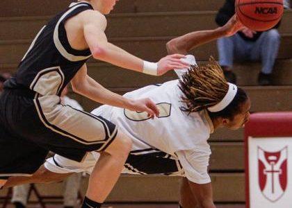12-7 JV Boys Basketball VS. Oakville [Photo Gallery]