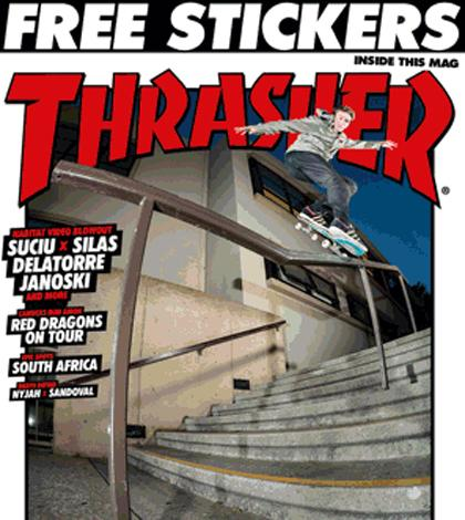 3959d80e14f Thrasher Skateboard Magazine Review – FHNtoday.com