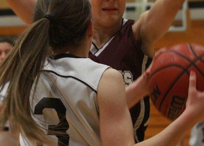 1-24 Fm Girls Basketball Vs. SCW [Photo Galley]