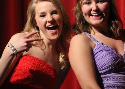 2-19 Prom Fashion Show [Photo Gallery]