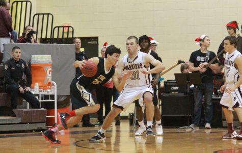 Varsity Boys Basketball Recap vs Troy/Buchanan