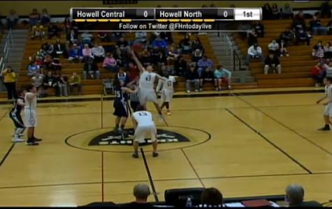The Basketball Teams Sweep Central Again