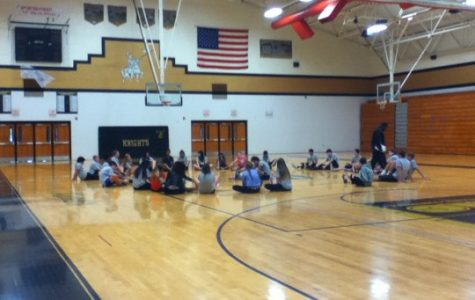 Weather Affects FHN Gym Classes