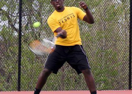 4-29 V Boys Tennis vs. FZE [Photo Gallery]