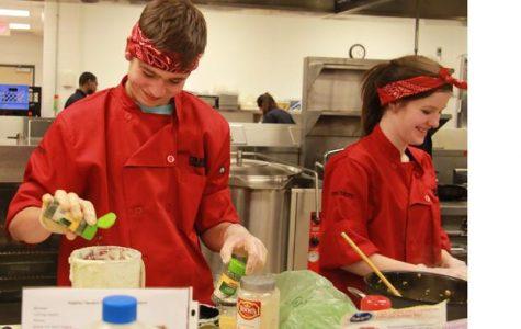 11-18 Iron Chef [Photo Gallery]