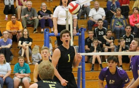 4-9 V Boys Volleyball vs. FZW [Photo Gallery]