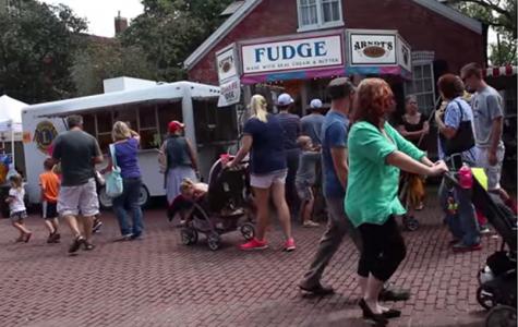 How Festivals Impact Main Street Shops