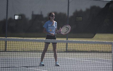 8-25 Varsity Girls Tennis [photo gallery]