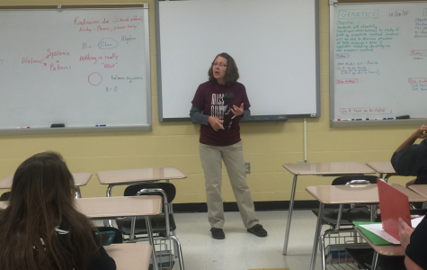 New Genetics Teacher Adjusts to the FHN Environment