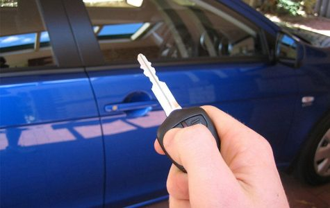 Car Talk: Holding Car Keys to Your Head to Increase It's Range