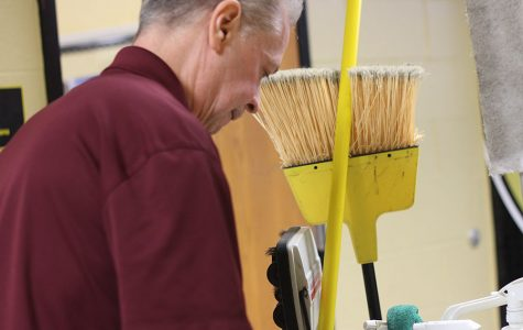 See How Bob the Janitor Interacts with Students