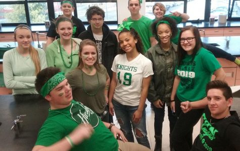 2-5 Class Color Day [Photo Gallery]