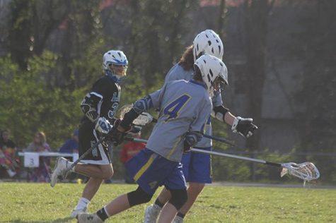 4-13 JV Boys Lacrosse vs Kirkwood [Photo Gallery]
