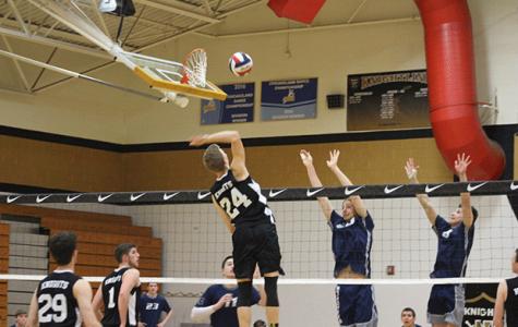 Boys Volleyball Statistics Report 4/14