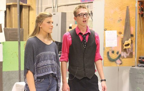 Drama Club Expanding Reach to Crew Training