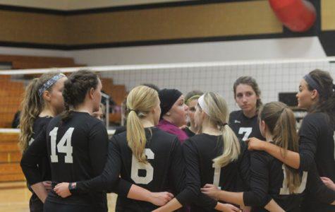 9/8 JV Girls Volleyball vs. Timberland [Photo Gallery]