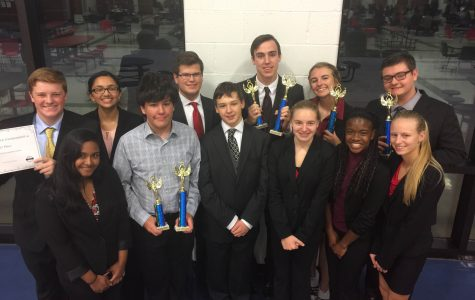 Second Speech and Debate Competition on Oct. 21 and 22