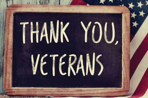 Veterans Day Assembly Cancelled