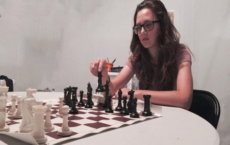 Madeline DeGraw was a Chess Apprentice Under Grandmaster Ben Finegold